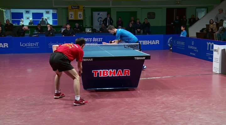 Thumbnail LDC Hennebont - Elsov : quelques points du match Stamatouros - Fuzhou (3-0)