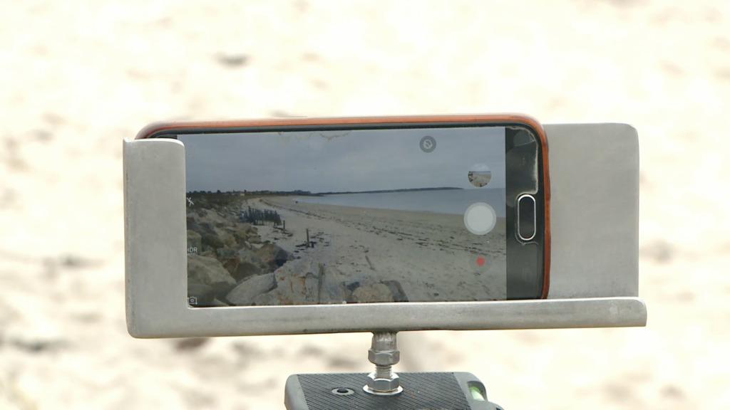 Thumbnail CoastSnap : à vos portables pour surveiller le littoral !
