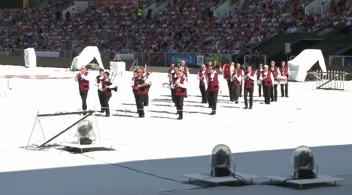 Thumbnail Grande Parade des Nations Celtes, Lorient 2018