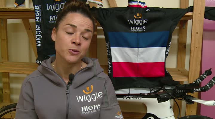 Thumbnail Sportive bretonne 2017 : la cycliste Audrey cordon-Ragot nominée