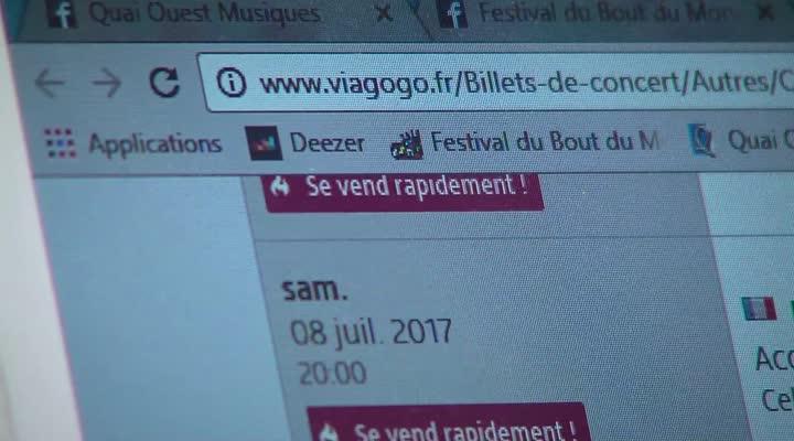 Thumbnail Le festival du Bout du Monde en guerre contre la revente de billets