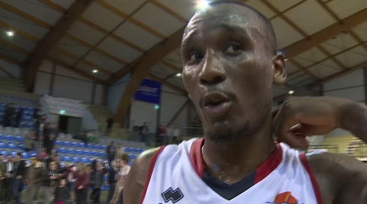 Thumbnail Victoire du Cep lorient Basketball 84-82 face à Sorgues Avignon
