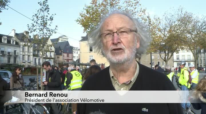 Thumbnail Sécurité Routière : Cyclistes soyez visibles !