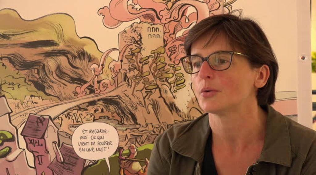 Thumbnail Brest en bulle : la légende d'Ys à l'honneur