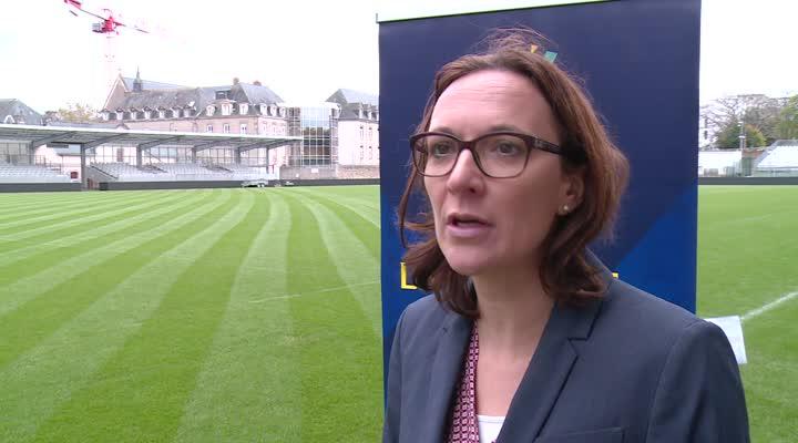 Thumbnail Coupe du monde féminine U20 : la Bretagne prépare 2018