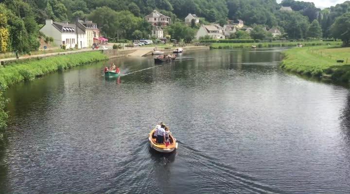 Thumbnail Canal de Nantes à Brest : éboulements de la berge