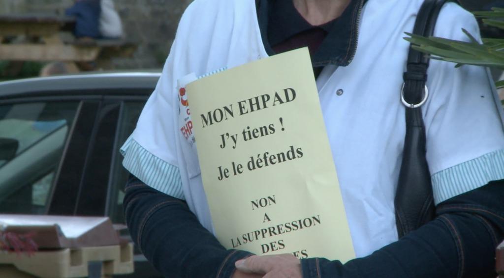 Thumbnail Guémené-sur-Scorff : bras de fer autour de l'EHPAD