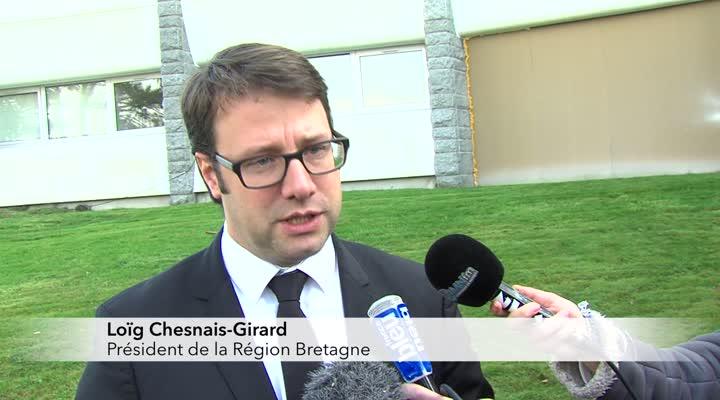 Thumbnail Premier comité interministériel de la mer à Brest