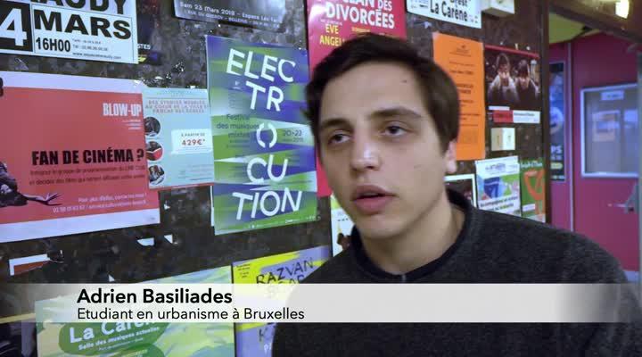 Thumbnail Les étudiants européens en urbanisme en compétition à Brest