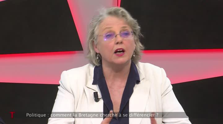 Thumbnail Isabelle Le Bal : La Bretagne veut expérimenter le droit à la différenciation !