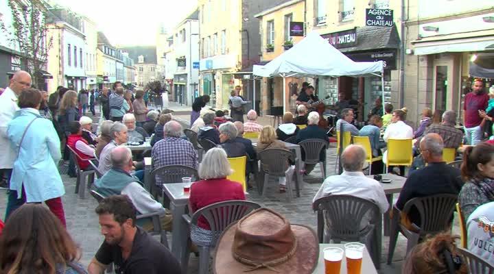 Thumbnail Le Jazz s'invite dans le pays de la musique traditionnelle bretonne