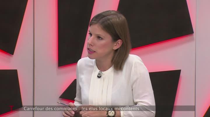 Thumbnail Interview politique : Dominique Cap, président de l'association des maires du Finistère
