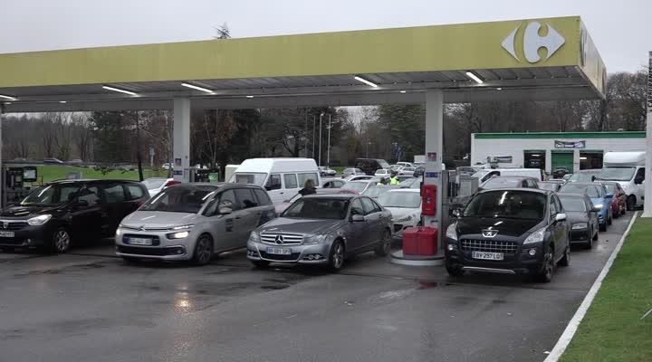 Thumbnail Stations essence vides dans le Finistère