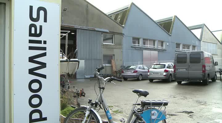 Thumbnail Sealoft : maison flottante en vue