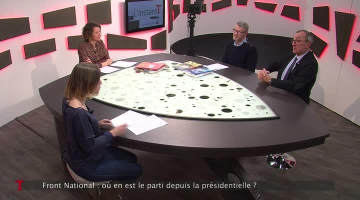 Thumbnail FN : où en est le parti de Marine le Pen depuis la présidentielle ?