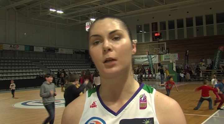 Thumbnail Play-offs L2F : le Landerneau Bretagne Basket dans la douleur