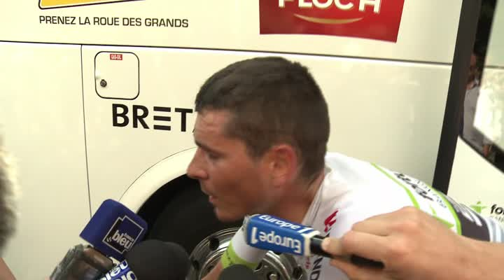 Thumbnail Retour sur la 5 ème étape du Tour de France avec Warren Barguil