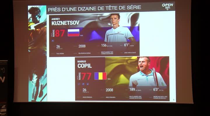 Thumbnail 3e édition de l'Open Brest Aréna