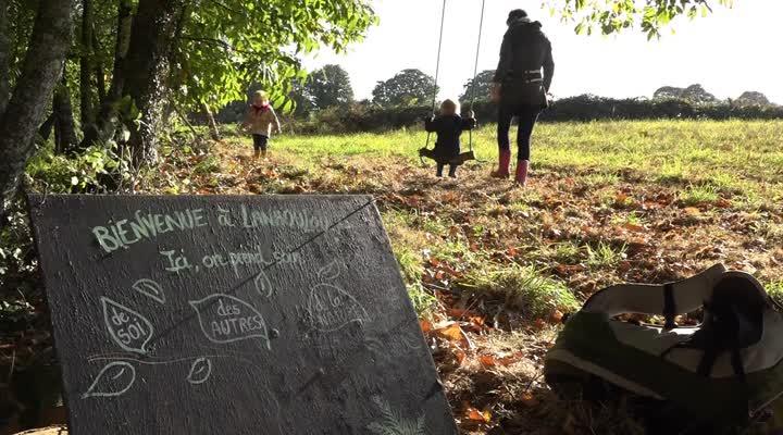 Thumbnail A la découverte de la première Forest School de Bretagne !