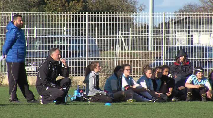 Thumbnail Rugby : les filles s'en mêlent