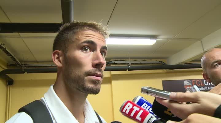 Thumbnail Lorient 1 - 0 Lyon : interviews d'après match de la 7e journée de l1