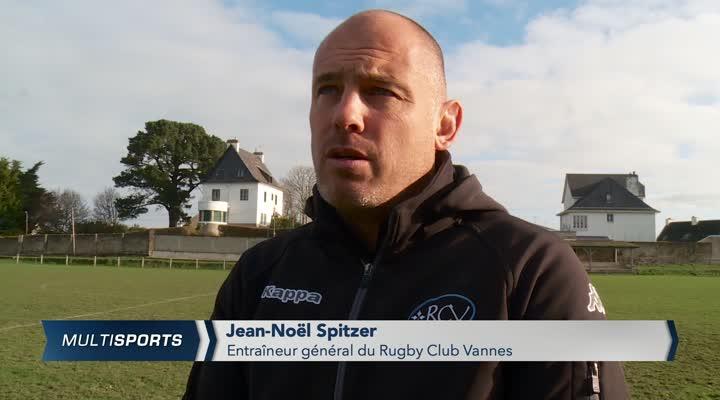 Thumbnail Le RC Vannes prolonge son staff