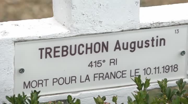 Thumbnail Augustin Trébuchon, le dernier poilu mort pour la France