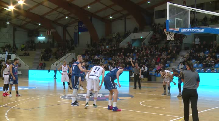 Thumbnail Cep Lorient Basket-ball 84-78  Angers BC 49