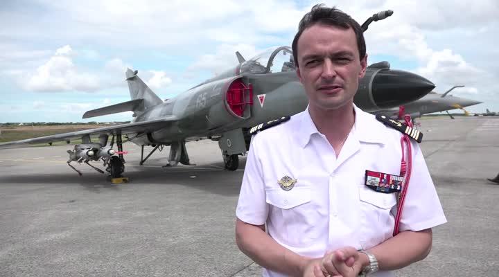 Thumbnail Marine : Le dernier vol du Super-Étendard