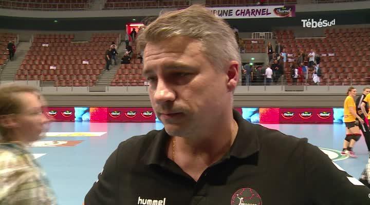 Thumbnail Brest Bretagne Handball : un nul plutôt bon