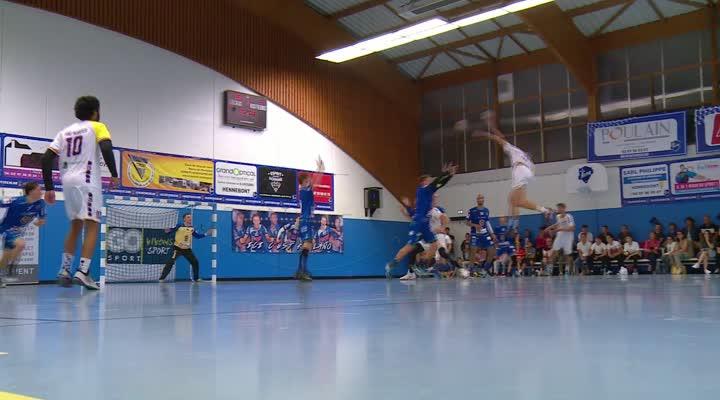 Thumbnail Handball (NM1) : Bouvard de retour au bercail
