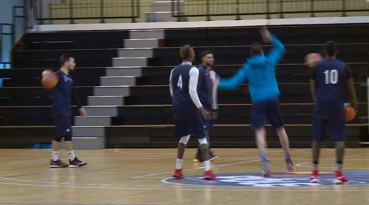 Thumbnail (NM1) - Cep Lorient Basket-Ball : Fabien Bondron, l'invité suprise