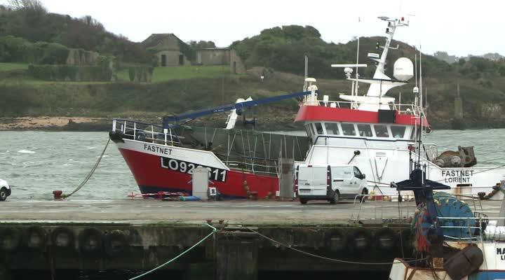 Thumbnail Port de Pêche de Lorient : Un nouveau Président à la barre