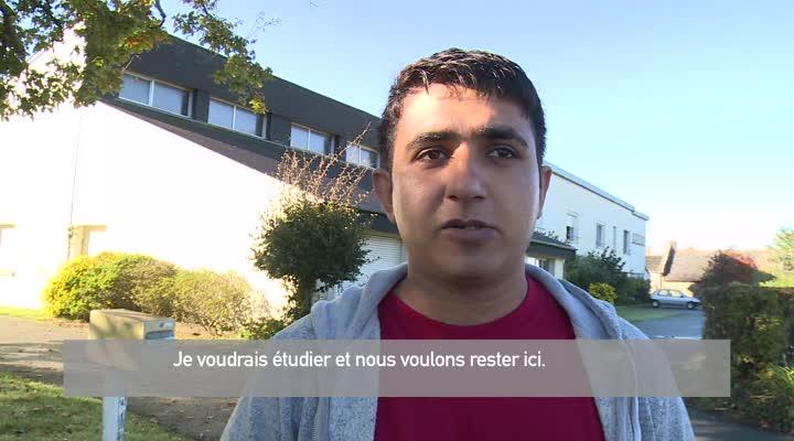 Thumbnail 92 migrants arrivés dans le Morbihan
