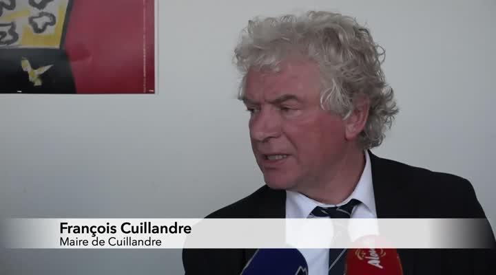 Thumbnail Démissions à Brest : François Cuillandre réagit
