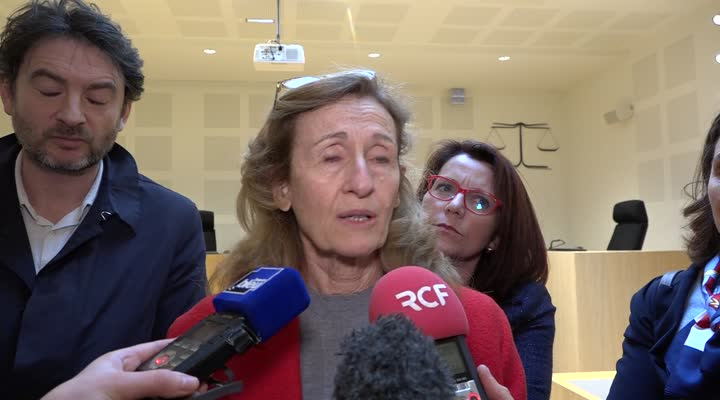 Thumbnail Nicole Belloubet, Ministre de la justice en visite dans le Finistère