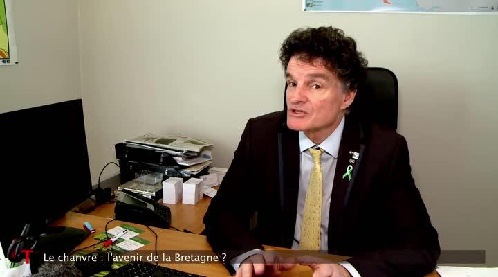 Thumbnail Extrait de l'Instant T - Mercredi 5 Février / Le Cannabis thérapeutique est-il l'avenir de la Bretagne