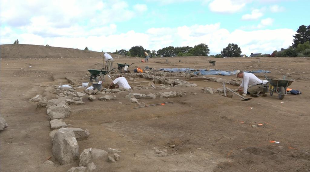 Thumbnail Un site gallo-romain mis au jour