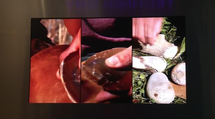 Thumbnail Une enquête préhistorique à la cité de la voile
