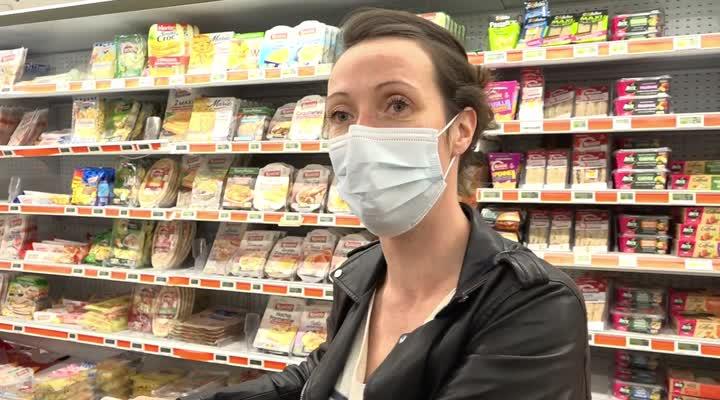 Thumbnail Covid-19 : Les supermarchés s'adaptent