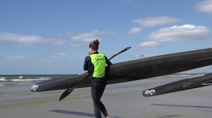 Thumbnail Ocean racing : objectif titre mondial pour Angie