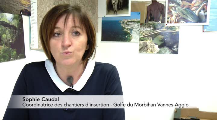 Thumbnail Emploi : un chantier d'insertion grandeur nature