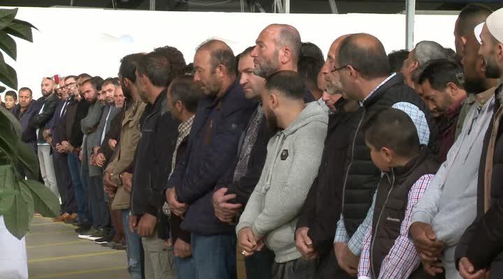 Thumbnail Lorient : la Communauté turque se recueille