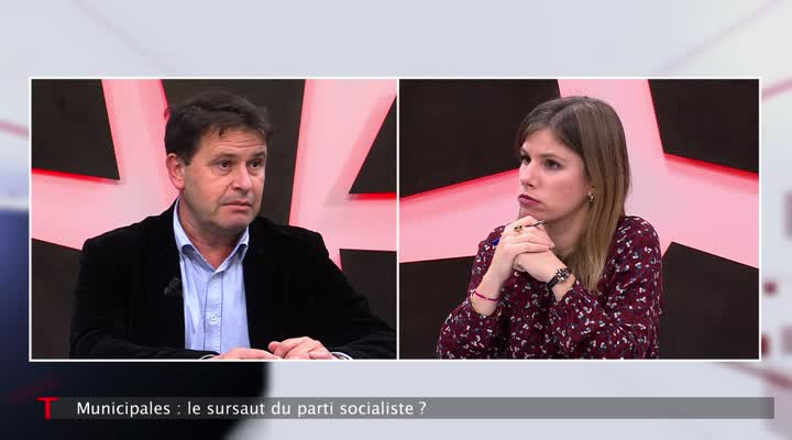 Thumbnail Interview politique : Michaël Quernez, maire PS de Quimperlé