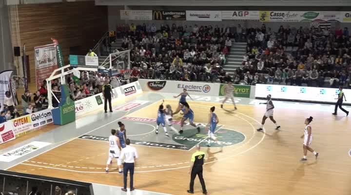 Thumbnail LBB - Basket Landes (53-54). L'analyse de Stéphane Leite