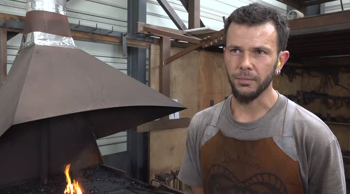 Thumbnail Une entreprise de métallerie labellisée