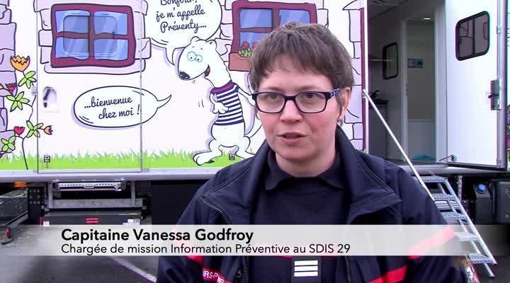 Thumbnail Preven'Ty la première maison roulante en France pour la prévention des populations