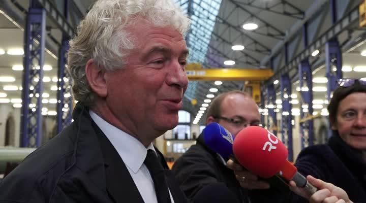 Thumbnail Le canot de l'empereur revient à Brest après 75 ans d'absence
