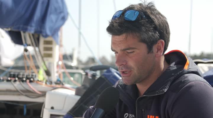 Thumbnail Transat Ag2r-La Mondiale : Marchand-Loison favoris pour le podium ?