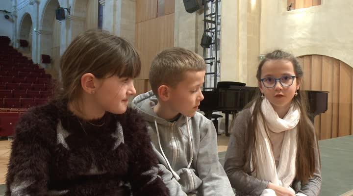 Thumbnail La semaine de la voix met les jeunes choristes à l'honneur